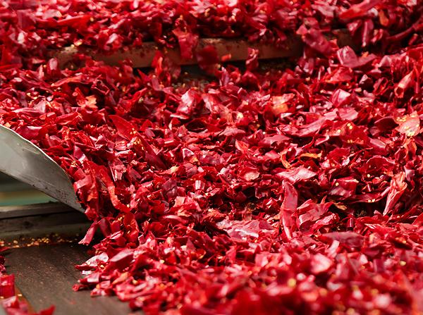 Steam Sterilized Paprika Powder Chilli Spices