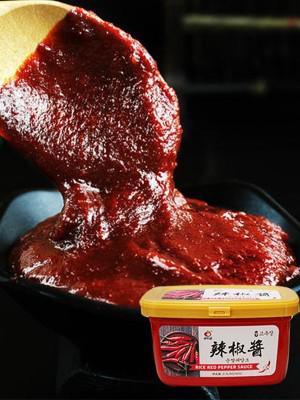 Korean Hot Chili Sauce