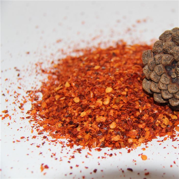 Dried Chili Crushed