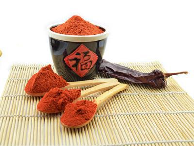 Dried Red Sweet Paprika Powder