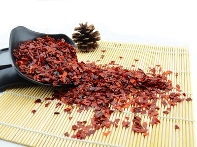 Dried Paprika Crushed